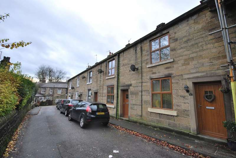 2 Bedrooms Cottage House for sale in East View, Ramsbottom, Bury