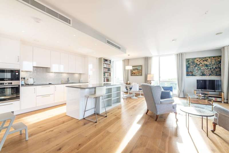 2 Bedrooms Flat for sale in Belle Vue Apartments, Hampstead, NW3