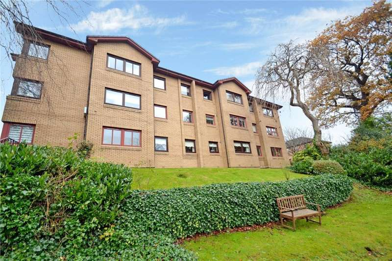 2 Bedrooms Flat for sale in Woodend Court, Mount Vernon, G32