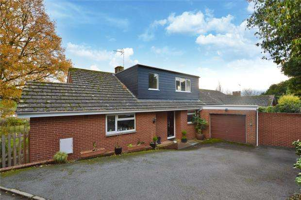 5 Bedrooms Detached Bungalow for sale in Alexandra Road, Crediton