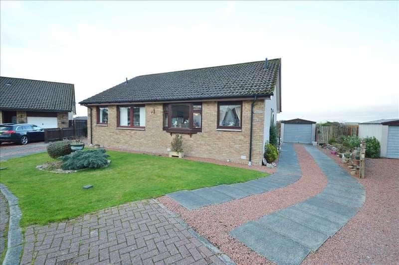 2 Bedrooms Bungalow for sale in Treefield Park, Kirkmuirhill