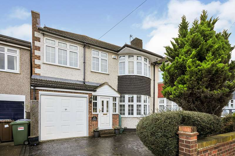4 Bedrooms Semi Detached House for sale in Braywood Road, London, SE9