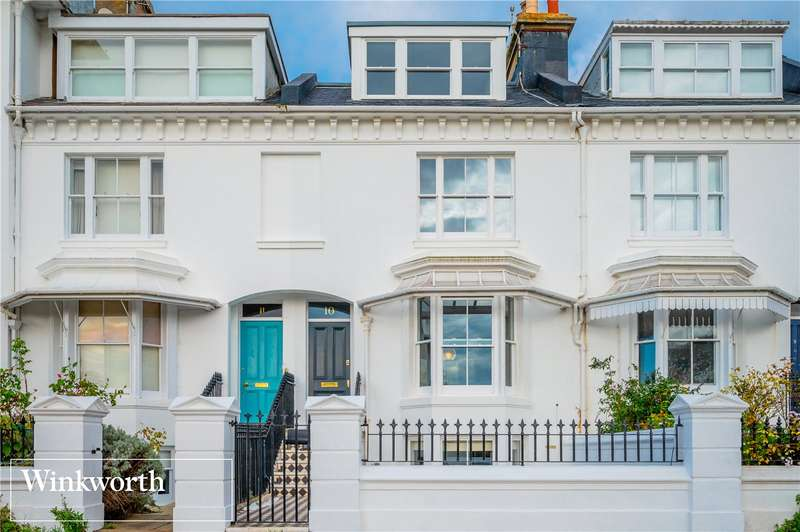 4 Bedrooms Terraced House for rent in Clifton Terrace, Brighton, Brighton, East Sussex, BN1