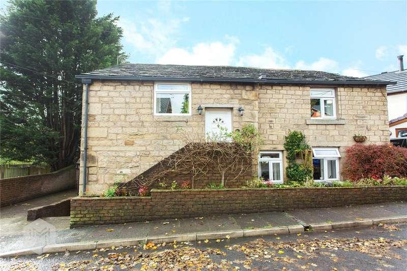 3 Bedrooms Link Detached House for sale in Brandlesholme Road, Greenmount, Bury, BL8
