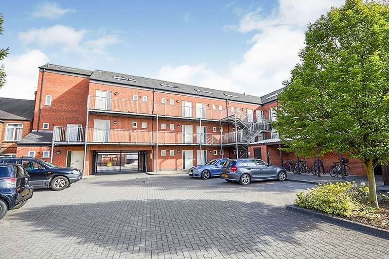 2 Bedrooms Flat for sale in Nottingham Road, Loughborough, LE11