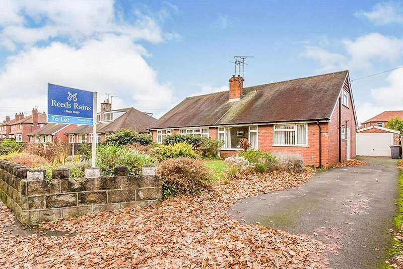 3 Bedrooms Semi Detached House for rent in Abbey Road, Sandbach, CW11