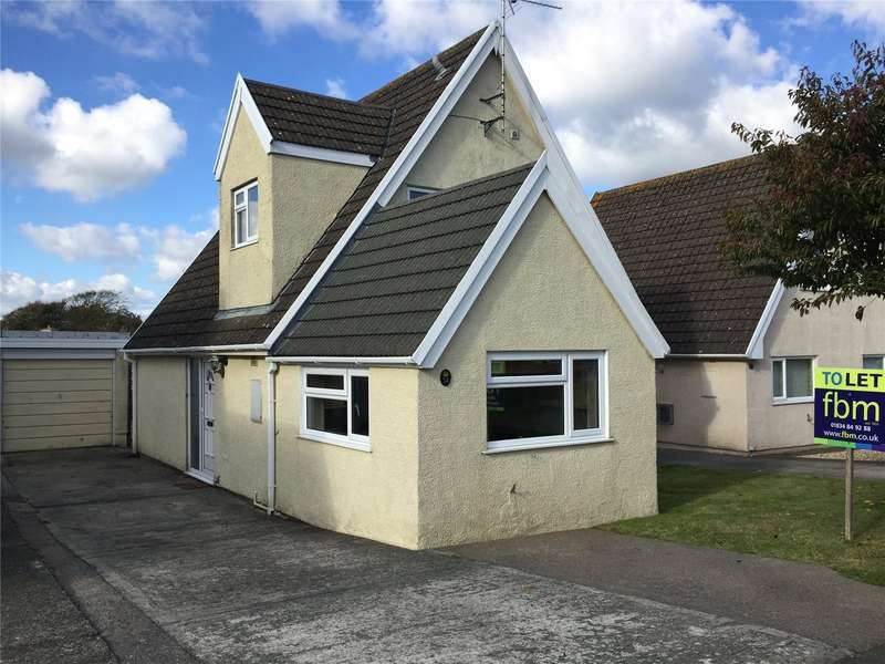 3 Bedrooms Detached House for rent in Holyland Drive, Pembroke, Pembrokeshire