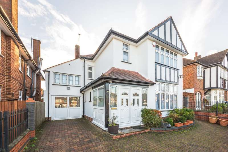 6 Bedrooms Detached House for rent in Sudbury Court Drive, Harrow on the Hill, HA1