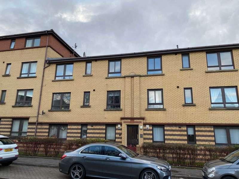 2 Bedrooms Flat for rent in Blackburn Street, Kinning Park