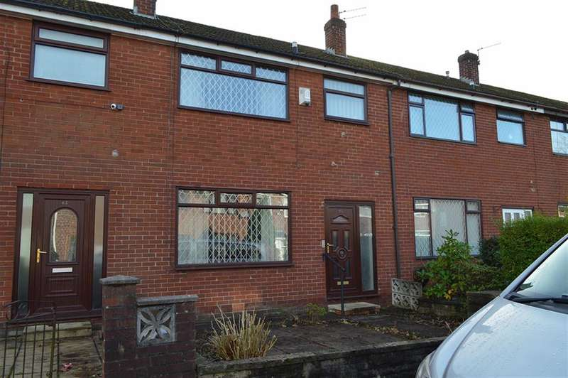 3 Bedrooms Town House for sale in Hereford Street, Chadderton, Oldham, OL9 7RE