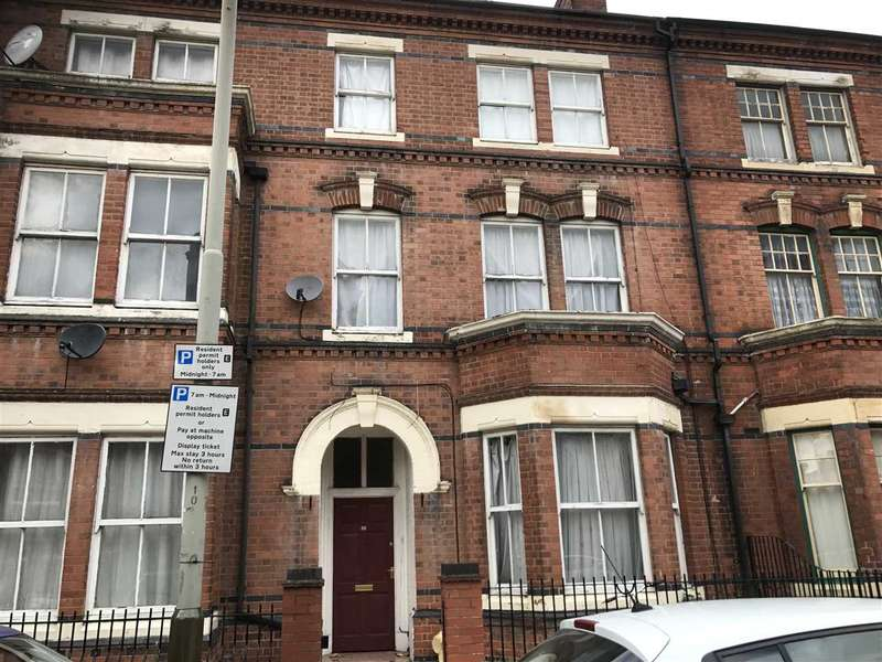 7 Bedrooms Terraced House for rent in Highfield Street, leicester