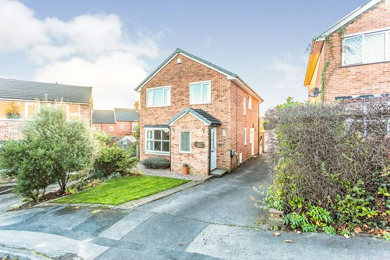 3 Bedrooms Detached House for sale in Woolford Way, Lofthouse, Wakefield, West Yorkshire, WF3