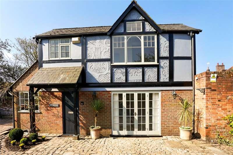 1 Bedroom Detached House for rent in West Street, Marlow, Buckinghamshire, SL7