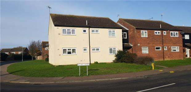 2 Bedrooms Apartment Flat for sale in Mason Road, Clacton-on-Sea