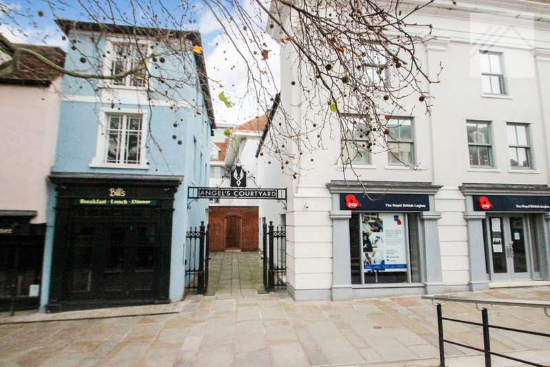 2 Bedrooms Apartment Flat for sale in Angels Courtyard, High Street, Colchester