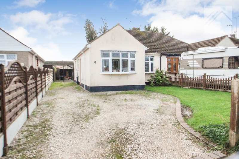 3 Bedrooms Bungalow for sale in Alicia Close, Wickford