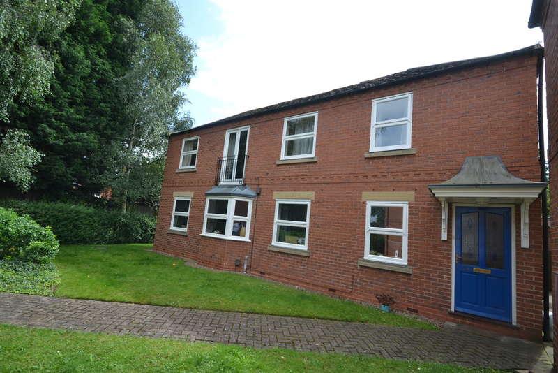 2 Bedrooms Maisonette Flat for rent in Oakfields Road, West Bridgford