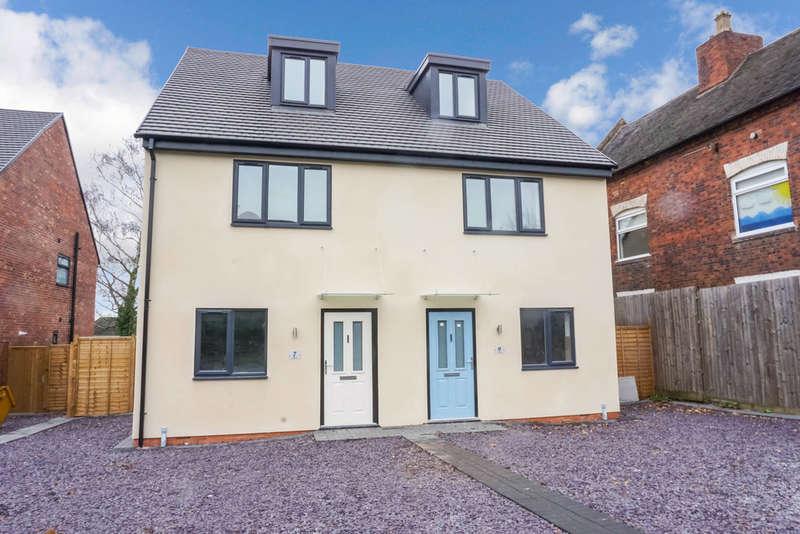 3 Bedrooms Semi Detached House for rent in Stonydelph Lane, Wilnecote