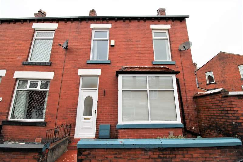 3 Bedrooms End Of Terrace House for sale in Poplar Avenue, Bolton, Greater Manchester, BL1