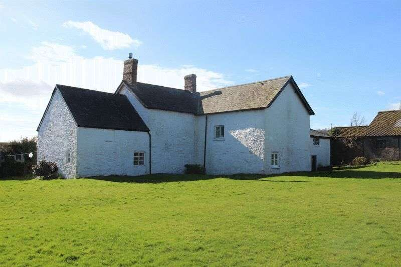 5 Bedrooms Property for sale in Llangybi, Usk, Monmouthshire, NP15