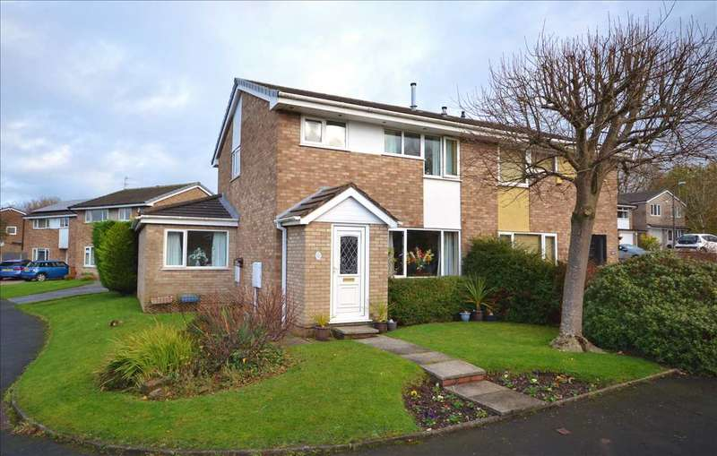 4 Bedrooms Semi Detached House for sale in Deerfold, Astley Village, Chorley