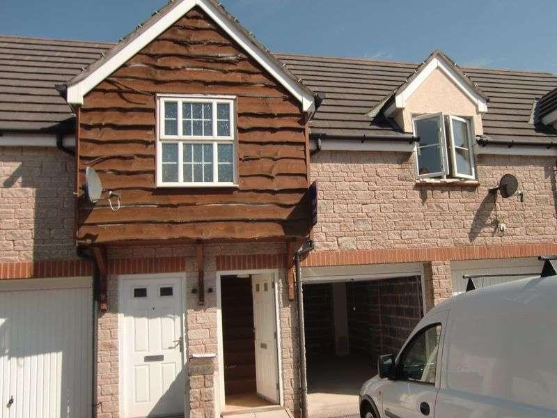 2 Bedrooms Property for rent in Bronllys Mews, Newport