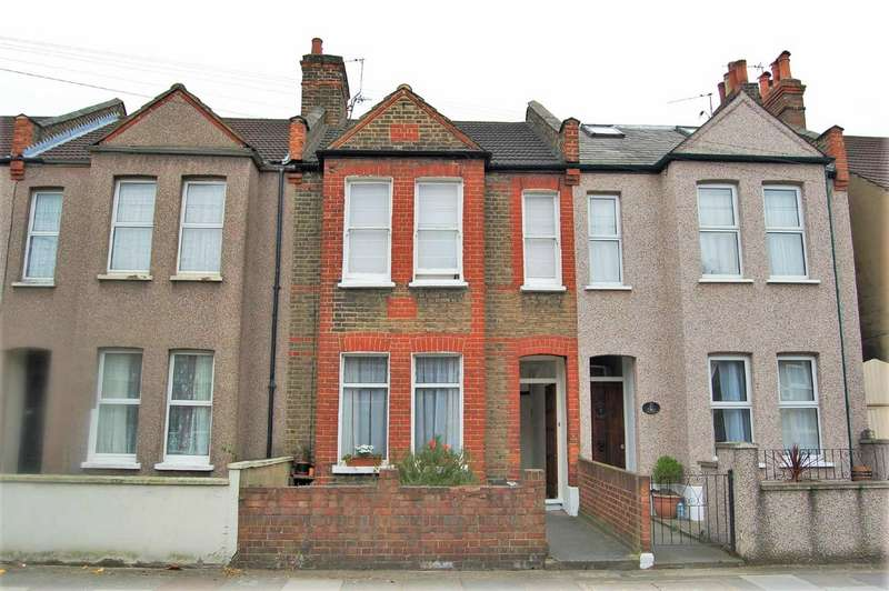 2 Bedrooms Flat for rent in Fortescue Road, Colliers Wood