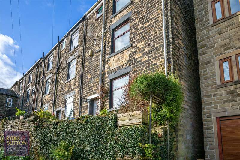 3 Bedrooms Terraced House for sale in Stamford Street, Mossley, OL5