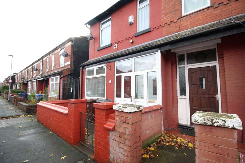 3 Bedrooms End Of Terrace House for sale in Longford Street, Abbey Hey, Manchester, M18