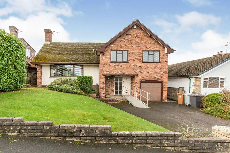 4 Bedrooms Detached House for sale in Pirie Road, Congleton, Cheshire, CW12
