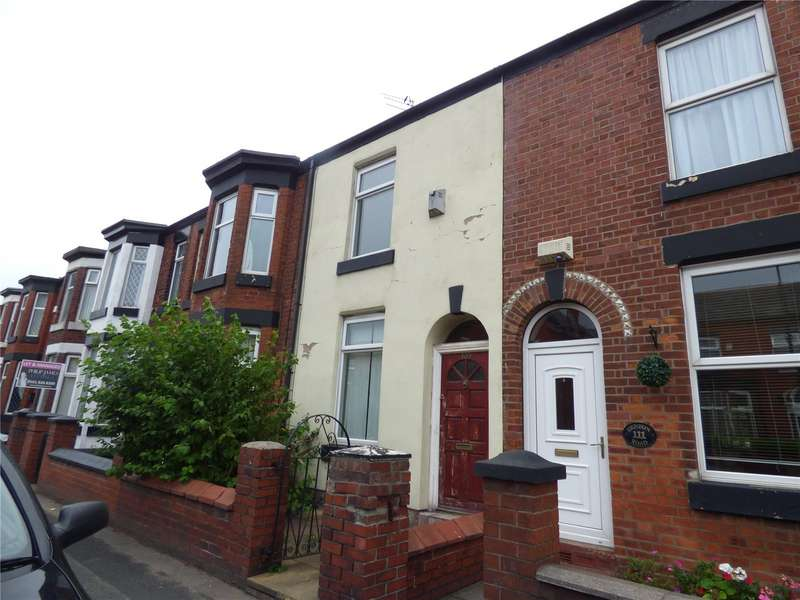 2 Bedrooms Terraced House for rent in Denton Road, Audenshaw, Manchester, Greater Manchester, M34