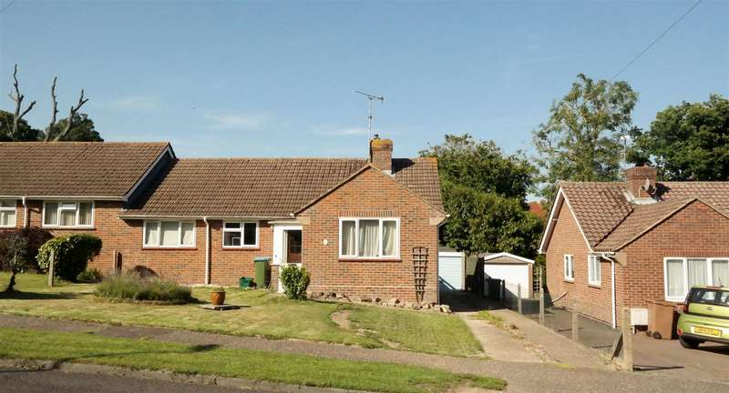3 Bedrooms Semi Detached Bungalow for rent in Stewards Rise, Arundel