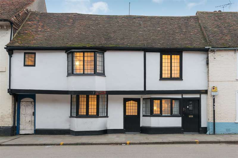 3 Bedrooms Terraced House for sale in St Dunstans Street, Canterbury