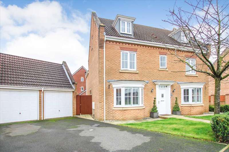 5 Bedrooms Detached House for sale in Fell Foot Meadow, Westhoughton