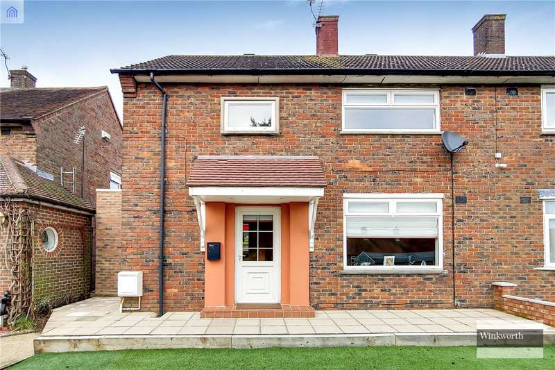 3 Bedrooms House for sale in Reston Path, Borehamwood, Hertfordshire, WD6