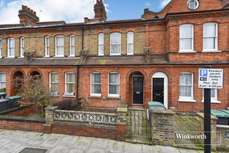 2 Bedrooms Terraced House for rent in Gladstone Avenue, Wood Green, N22
