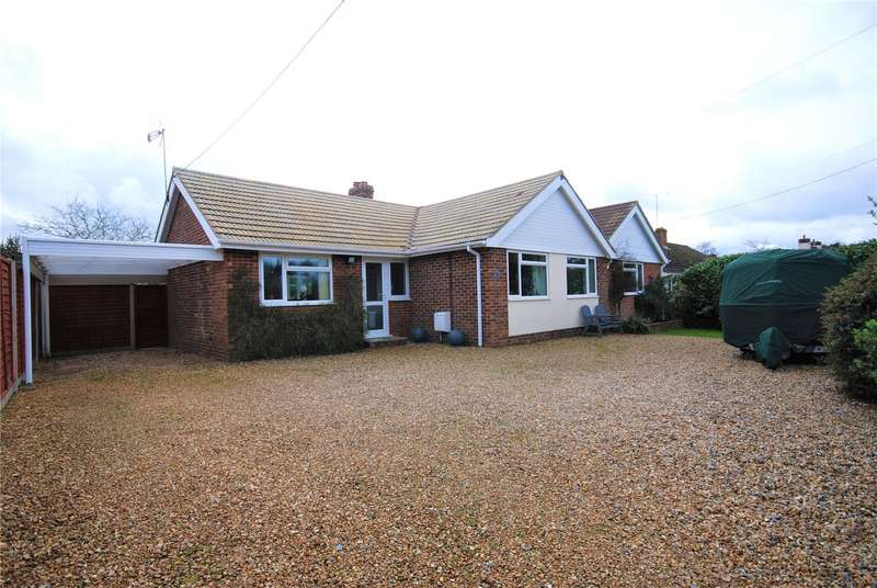 4 Bedrooms Detached House for sale in Station Road, Alderholt, Fordingbridge, Hampshire, SP6