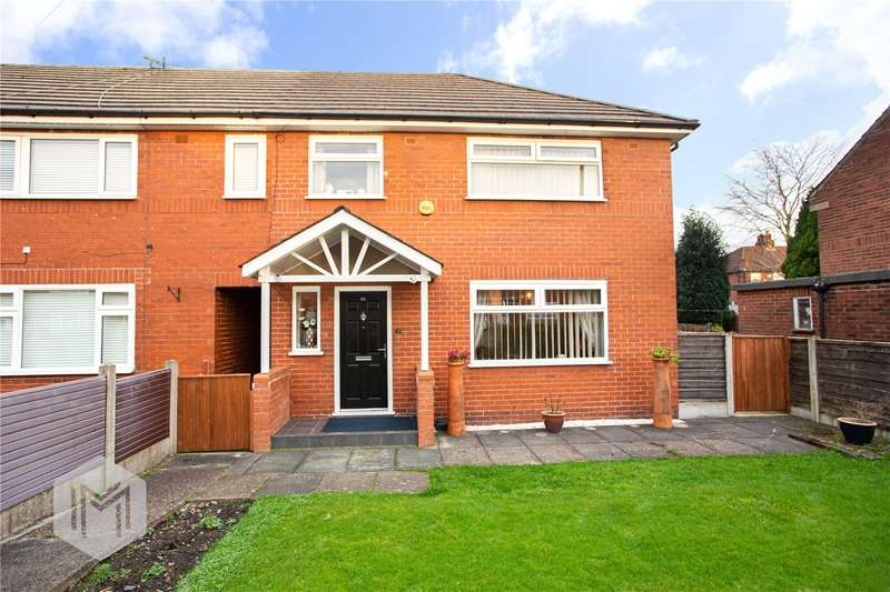 3 Bedrooms Terraced House for sale in Staton Avenue, Bolton, BL2