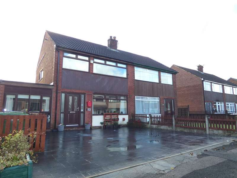 4 Bedrooms Semi Detached House for sale in Orchard Street, Ashton-in-Makerfield, Wigan, WN4