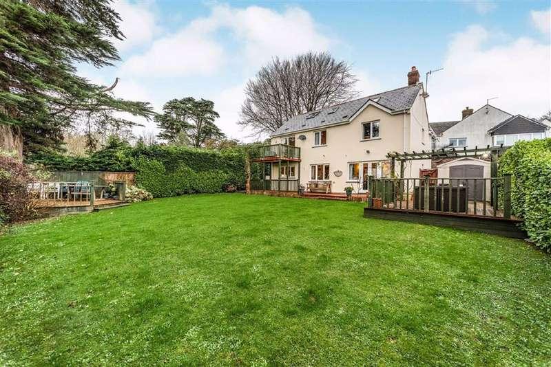 5 Bedrooms Detached House for sale in Haytor Gardens, Tenby