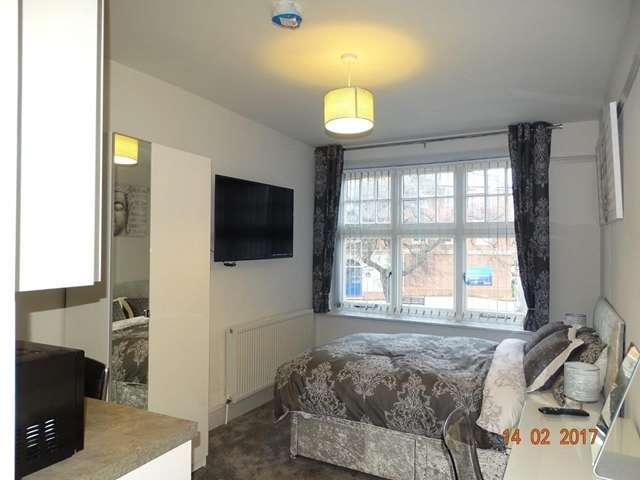 1 Bedroom Studio Flat for rent in Sidbury, Worcester
