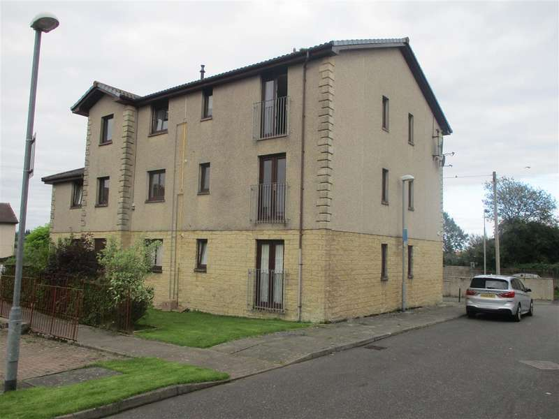 1 Bedroom Apartment Flat for rent in Hunters Lane, Whitburn