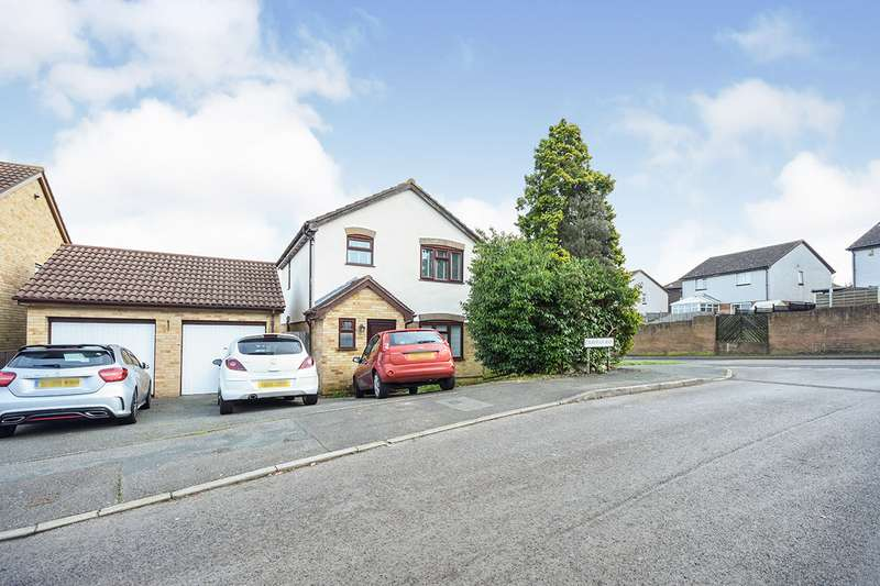 3 Bedrooms Detached House for sale in Grampian Way, Downswood, Maidstone, Kent, ME15
