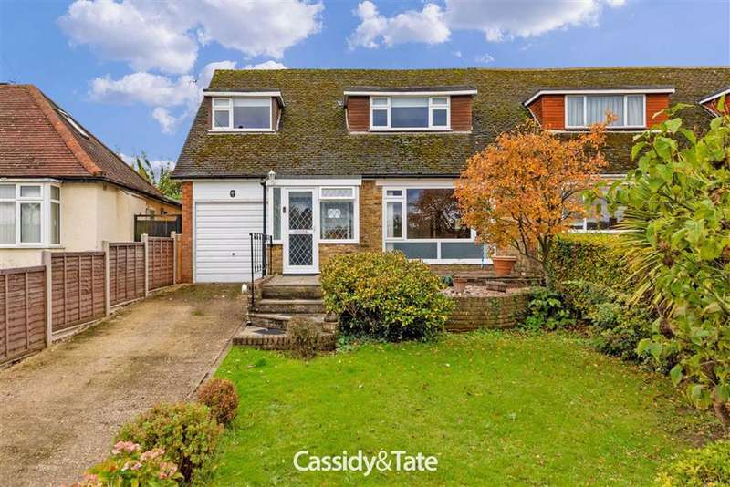 4 Bedrooms Property for sale in Mayflower Road, St. Albans, Hertfordshire - AL2 2QP