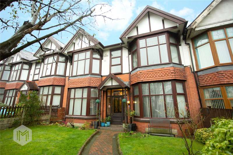 5 Bedrooms Terraced House for sale in Somerset Road, Bolton, BL1
