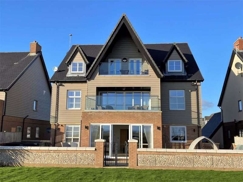 5 Bedrooms Detached House for sale in Vanguard Wharf, Lytham Quays, Lytham