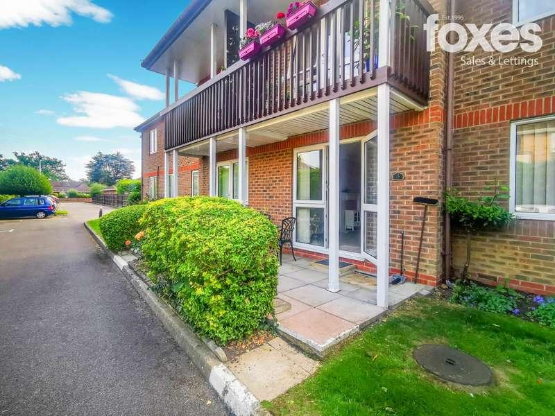 1 Bedroom Flat for rent in St Marys Mews, Fernlea Avenue, Ferndown