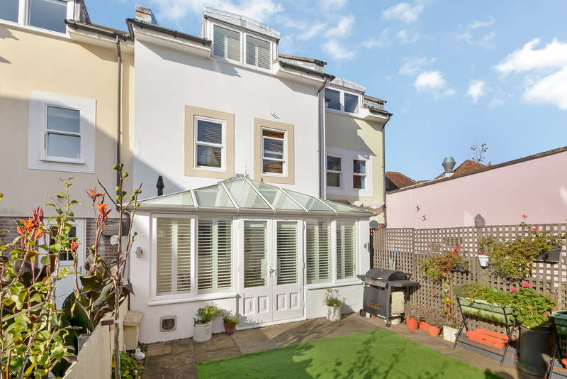 5 Bedrooms Town House for sale in Old Portsmouth, Hampshire