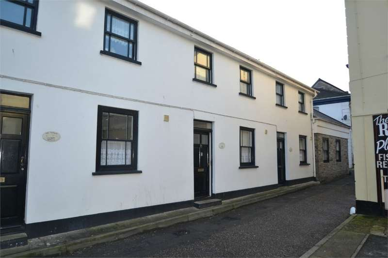 2 Bedrooms Cottage House for rent in Topsails, Bude Street, APPLEDORE, EX39