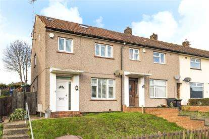 3 Bedrooms End Of Terrace House for sale in Longbury Drive, Orpington